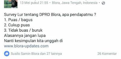 Blora.updates