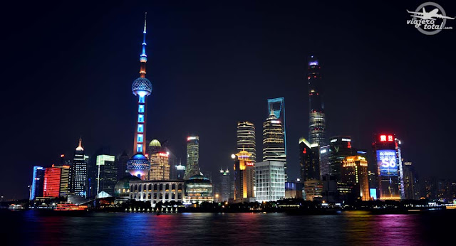 China - Shanghai - Skyline