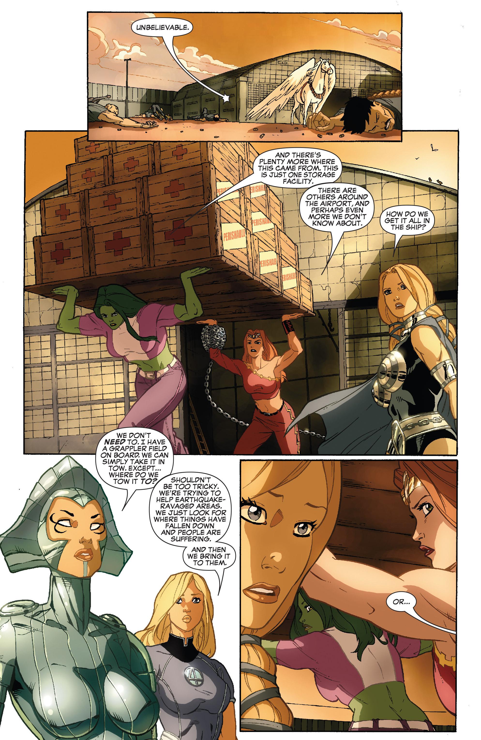 Read online She-Hulk (2005) comic -  Issue #34 - 23