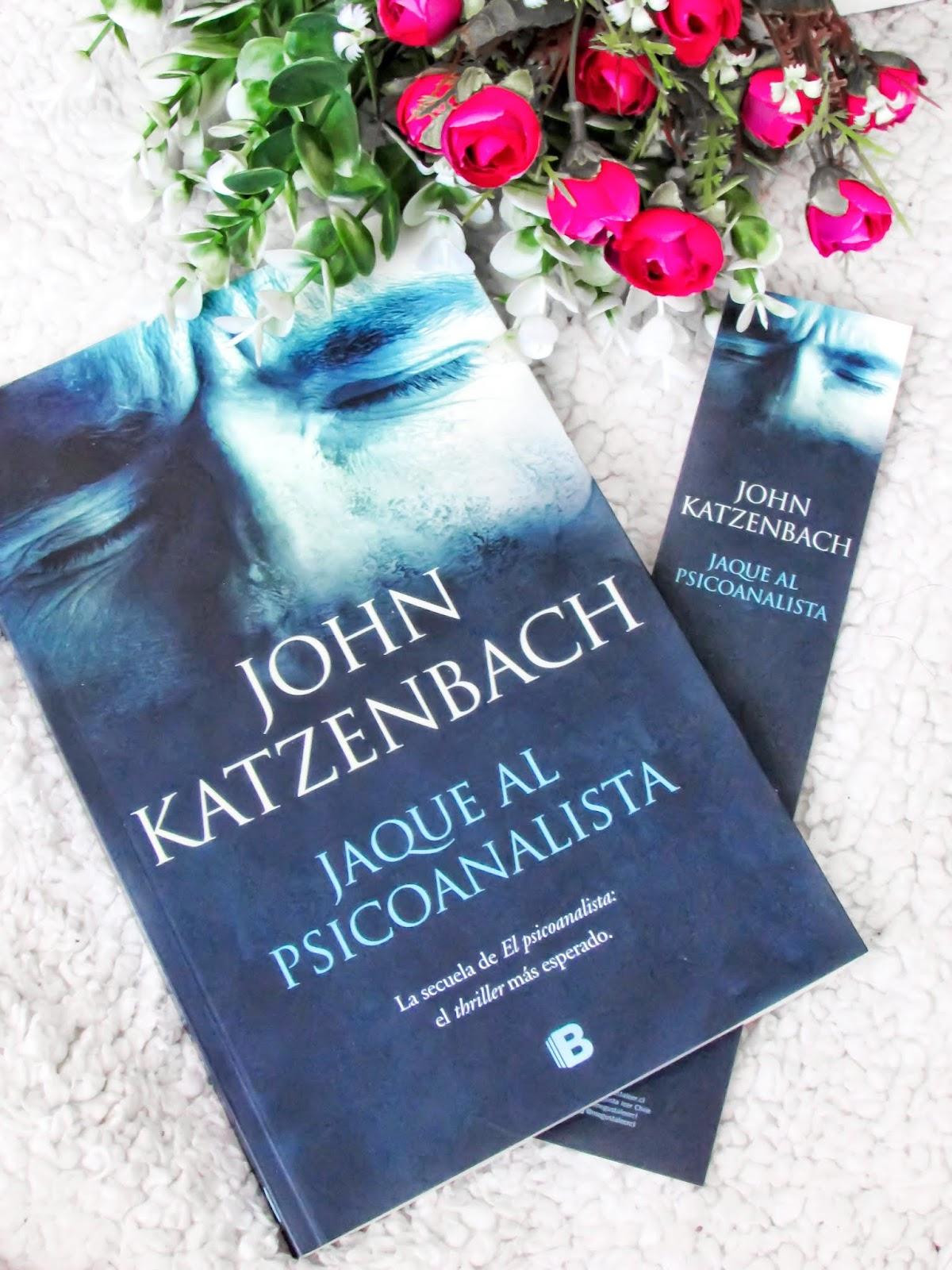 Reseña | Jaque al Psicoanalista - John Katzenbach