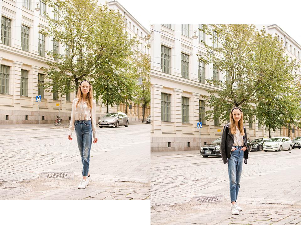 Minimal and chic Scandinavian streetstyle outfit for autumn - Minimalistinen ja skandinaavinen pukeutumisinspiraatio syksyyn, muotiblogi, bloggaaja, Helsinki