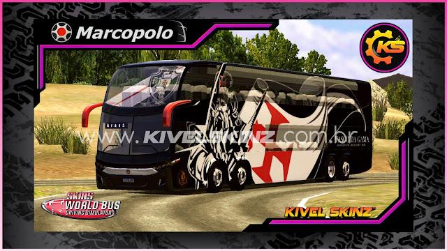 Skins World Bus Driving simulator - KIVEL SKINZ
