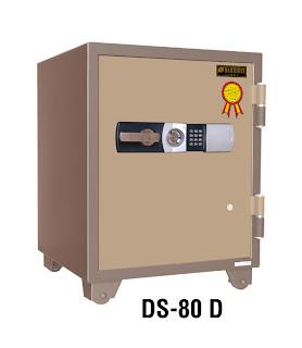 """Brankas Fire Resistant Safe Digital Daichiban DS 80 D"""