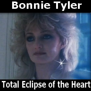 Bonnie Tyler Total Eclipse Of The Heart Acordes D Canciones