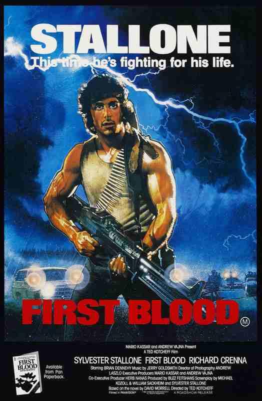 فیلم دوبله: رمبو 1 - اولین خون (1982) First Blood