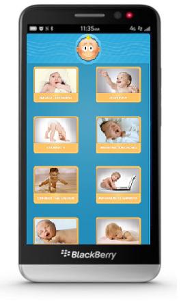 Para todas aquellas madres primerizas y/o embarazadas, en BlackBerry World Venezuela pueden conseguir infinidad de aplicaciones para ayudarlas durante esos primeros meses de embarazo y posteriormente con el cuidado de sus bebés. Pregnancy Schedule y Cosas de Bebés son perfectas para la primera etapa de convertirse en mamá. Cosas de Bebés les ofrece consejos para durante y después del embarazo, mientras que Pregnancy Schedule es una aplicación que le permitirá hacerle seguimiento a todas sus semanas de embarazo, brindándole tips importantes para la salud de su futuro bebé. Adicionalmente para cuando nazca el niño BlackBerry World Venezuela tiene las aplicaciones