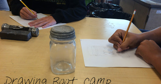 Drawing Boot Camp Year 2