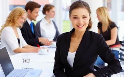 pekerjaan sebagai administrator