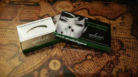 Review: Exclusive by Nicki Miller Eyebrow Stripes