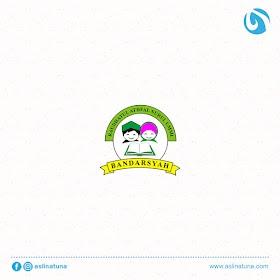 Desain Logo PAUD Bandarsyah