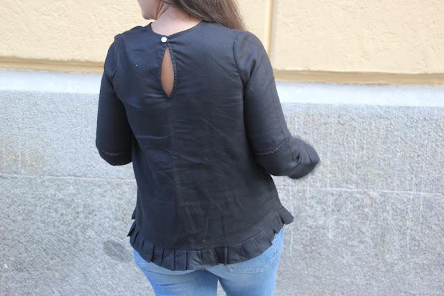 DIY Costura y patrones blusa ropa de mujer