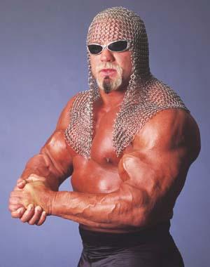 STRENGTH FIGHTER™: Scott Steiner Biceps