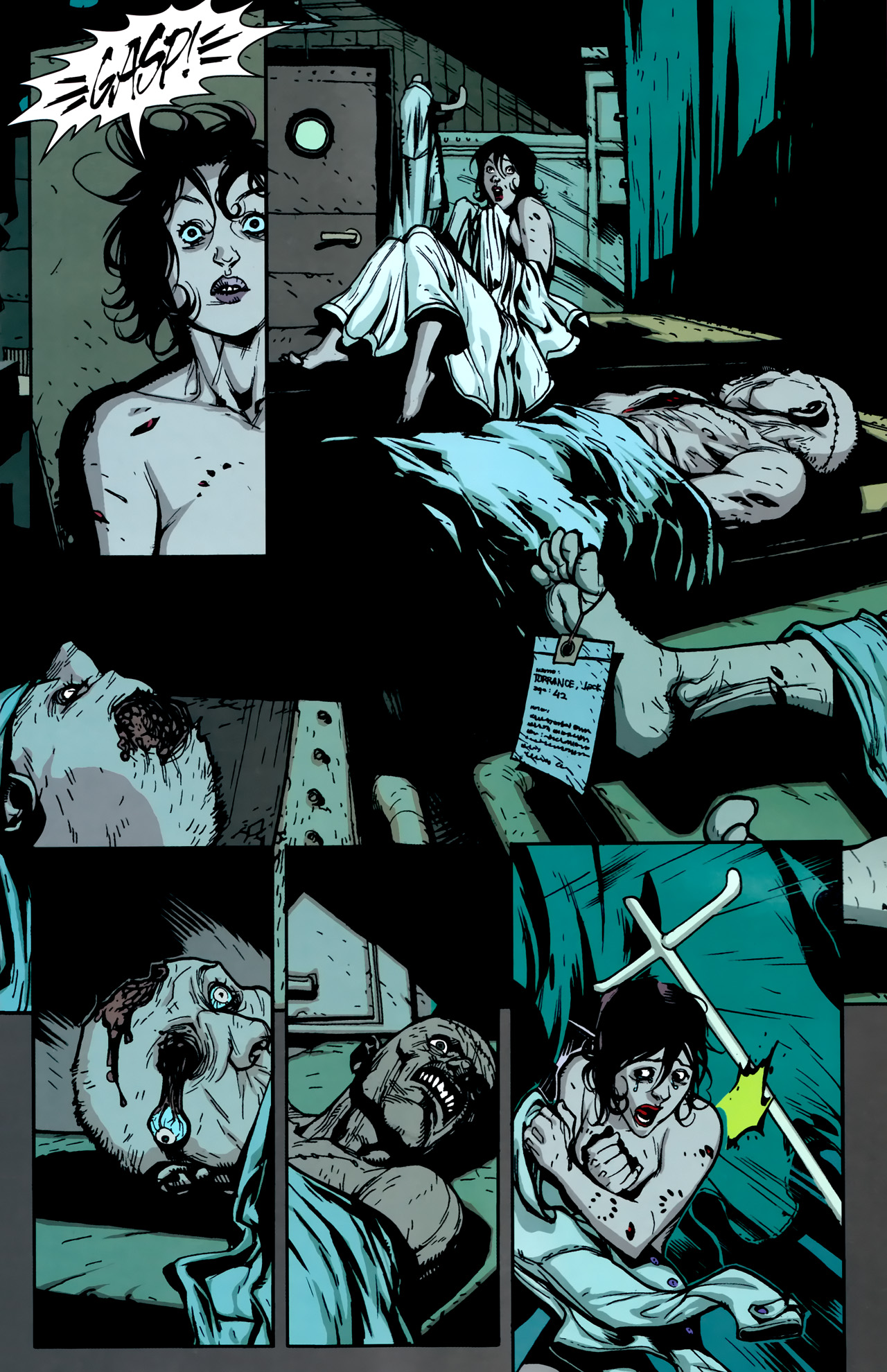 Read online American Vampire comic -  Issue #2 - 9