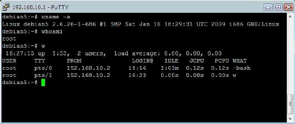 Cara mudah remote access linux Debian