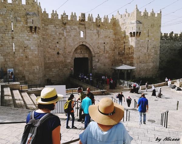 Poarta-Damascus-Ierusalim-obiectiv-turistic-pareri