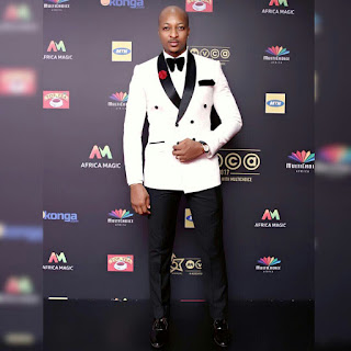 'Men In White' at the AMVCA 2017
