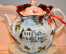 Bernideen's Tea Time Cozies Available on Etsy