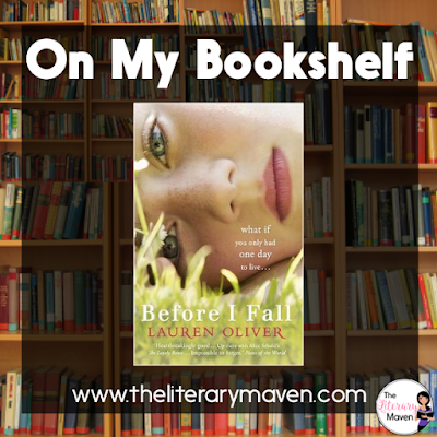 In Before I Fall by Lauren Oliver, Samantha Kingston has the chance to relive the last day of her life over and over and try to make things right. Her retakes allow her to realize who and what is really important. Read on for more of my review and ideas for classroom application.