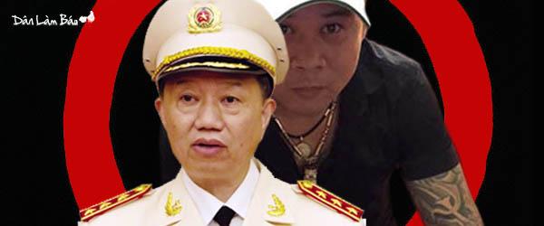 Clip mừng Tô Lâm được thăng hàm đại tướng côn đồ