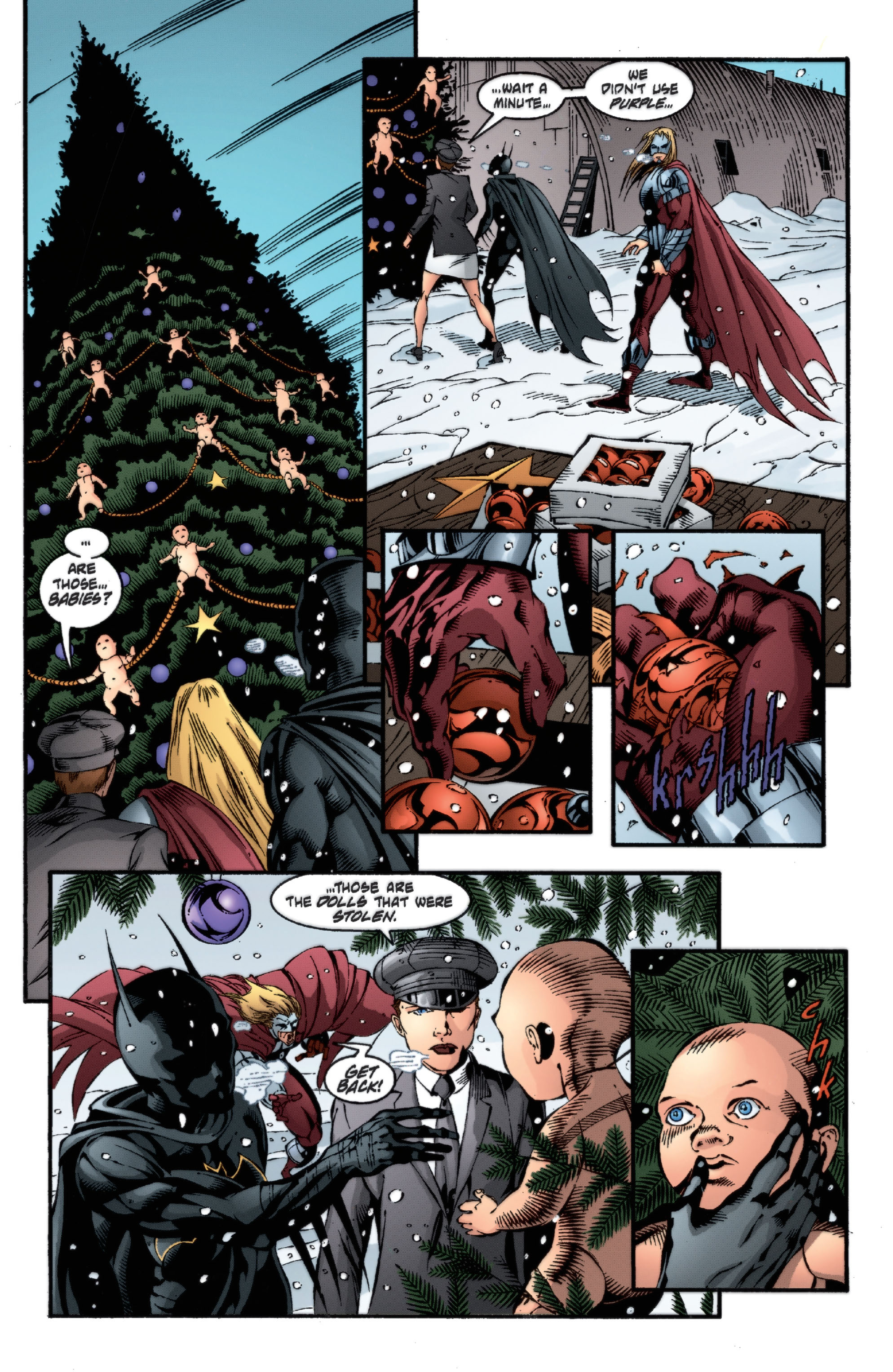 Detective Comics (1937) 741 Page 16