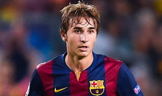 Barcelona Midfielder Confirms Contact From Arsene Wenger