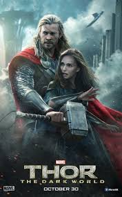 Thor The Dark World 2013 movie Poster