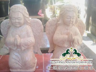 Patung Malaikat Untuk Makam | Patung Marmer Malaikat