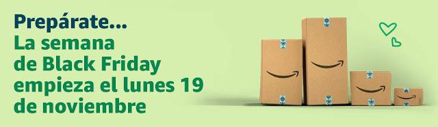Ofertas Amazon 13 de noviembre de 2018