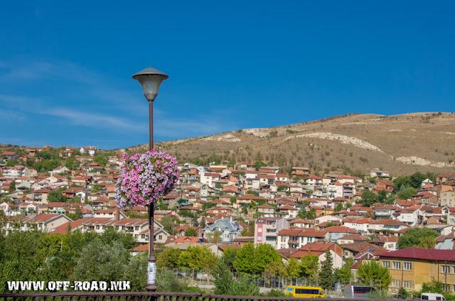 Veles city - Macedonia
