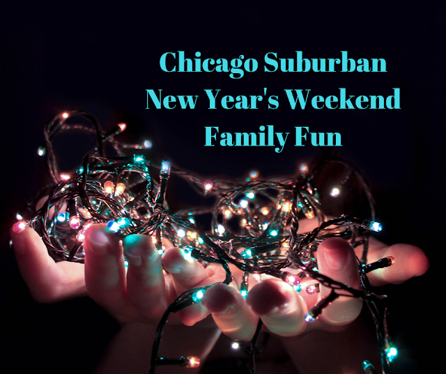 Chicago Suburban  New Year's Weekend Family Fun