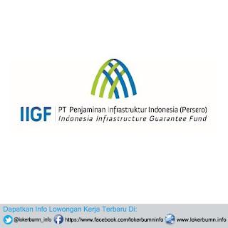 Lowongan Kerja PT Penjaminan Infrastruktur Indonesia (Persero) untuk banyak bagian