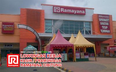 Loker Ramayana Cibitung Terbaru