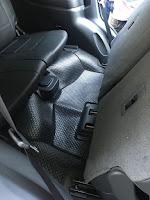 Thảm lót sàn ô tô Ford Everst 2018
