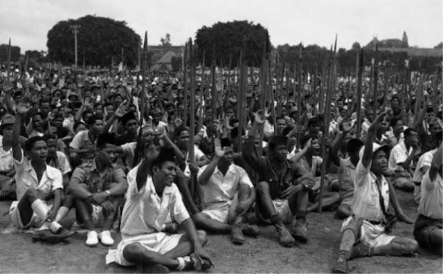 Demo Menuntut Penghina Nabi Muhammad di Indonesia Tahun 1918