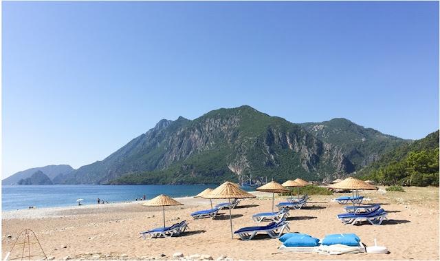 Tatil yerleri Türkiye