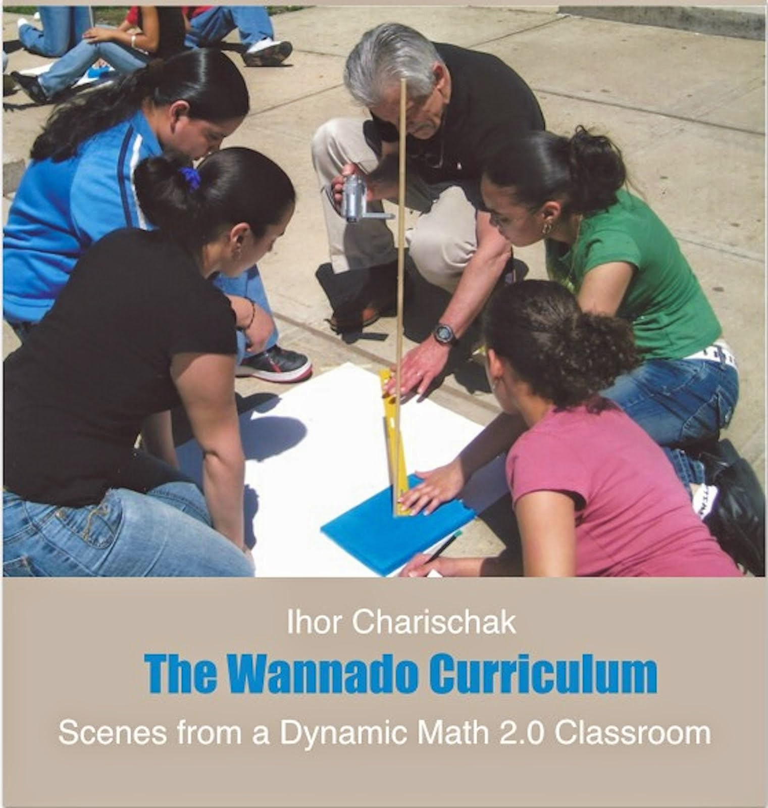 "My book ""The Wannado Curriculum"" is now available. Click below."