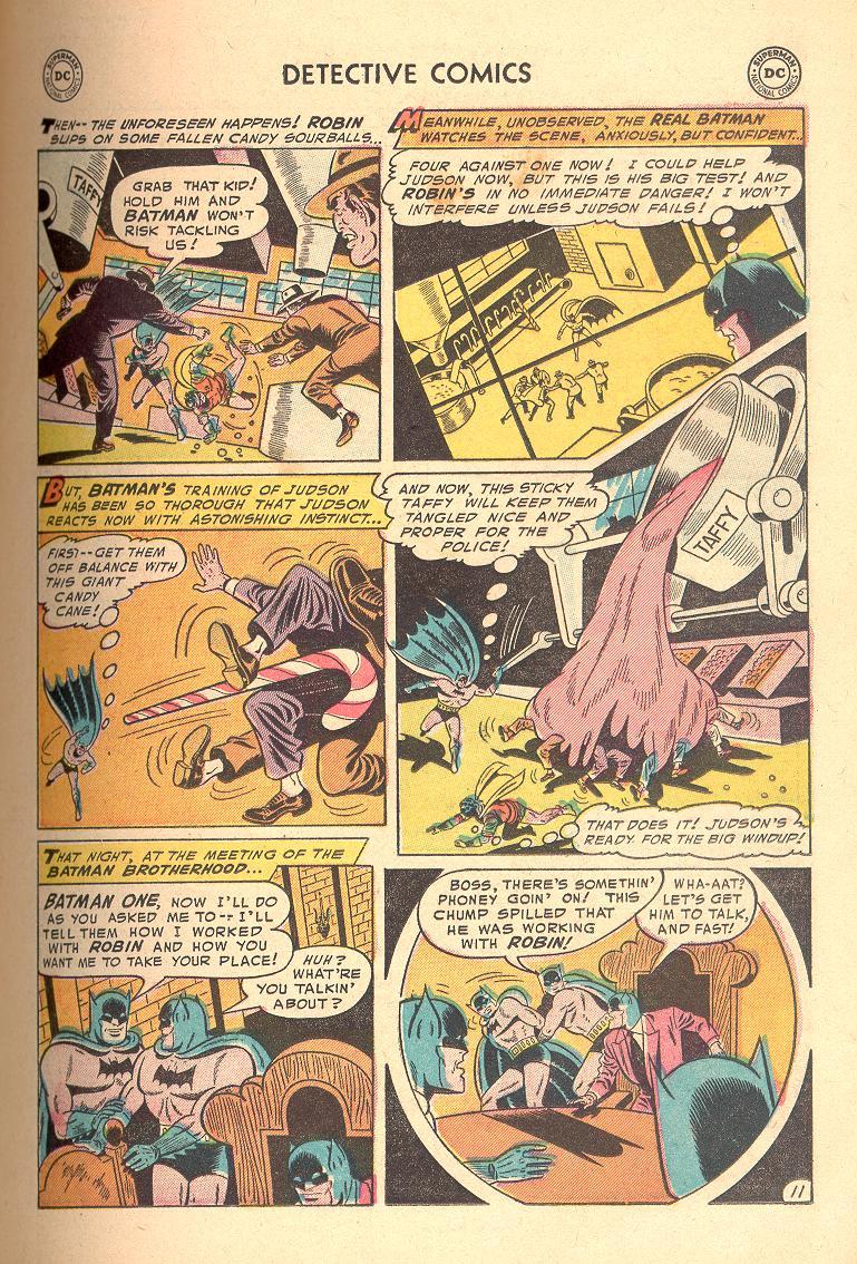 Detective Comics (1937) 222 Page 12