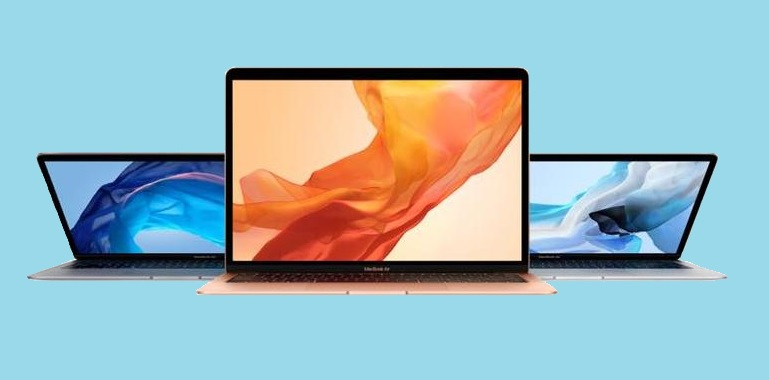 Apple MacBook Air (2018) with Retina Display and Touch ID Unveiled