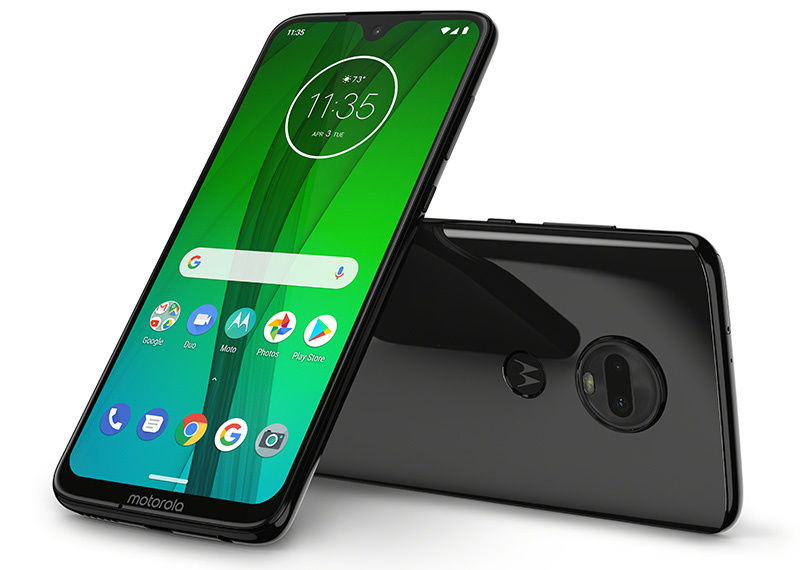 Motorola announces three new G7 smartphones, one highlights 3-day battery life