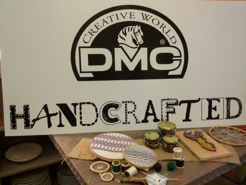 DMC Dare Your Mind To Create and Handcrafted Event