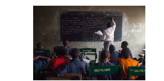 Drama As Head Teacher Demoted To Classroom Teacher In Cross River...You Won't Believe His Offence