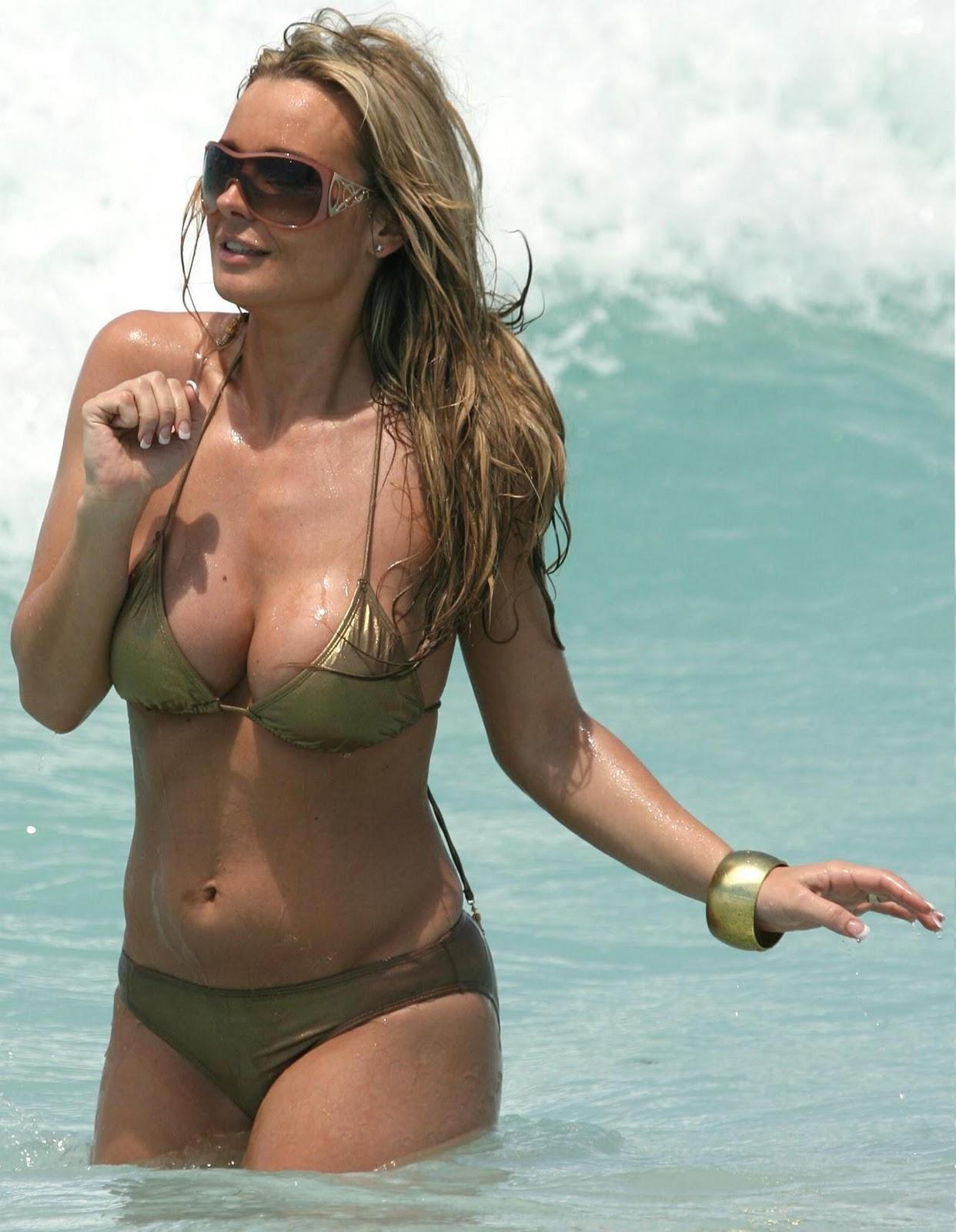 Amanda harrington nude pics