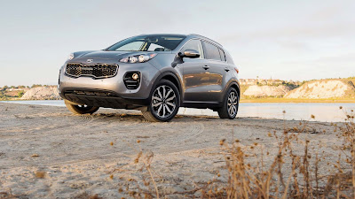 2017 kia sportage ex hd wallpaper