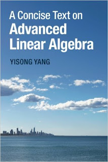 A Concise Text on Advanced Linear Algebra pdf download free