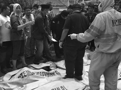 Update korban tsunami Banten