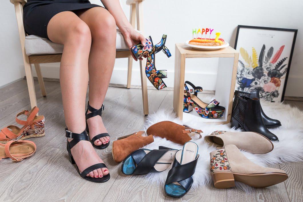 Chaussures ERAM