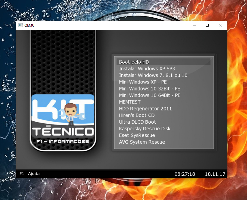Mega AIO 2019 - Windows XP 7 8 1 e 10 mais ferramentas - 40 em 1
