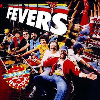 Capa do Disco de 1983 do The Fevers