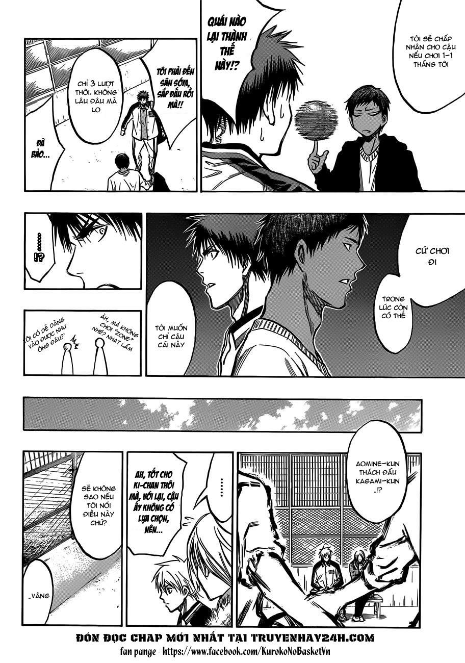 Kuroko No Basket chap 174 trang 12