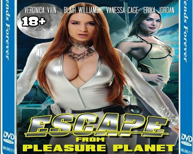 escape from pleasure planet 2018 new adult erotic movie vanisa caze